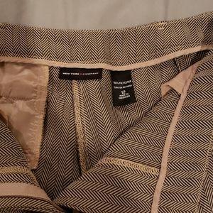 Brown NY&C slacks